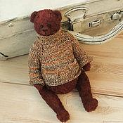 Куклы и игрушки handmade. Livemaster - original item Teddy bear, 23 cm. Handmade.