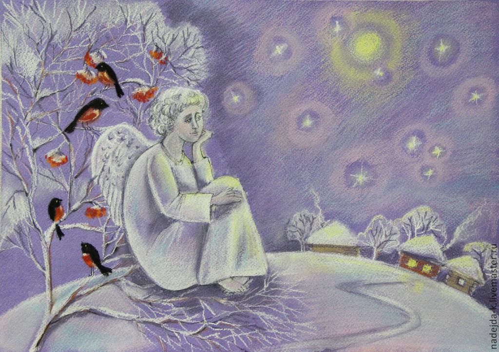Картинки зимы в сказочных сюжетов