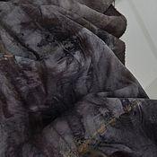 """Аксессуары ручной работы. Ярмарка Мастеров - ручная работа Палантин """"Черный лебедь"""". Handmade."""