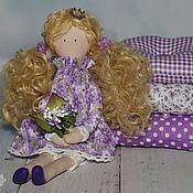 Куклы и игрушки ручной работы. Ярмарка Мастеров - ручная работа Принцесса на горошине. Handmade.