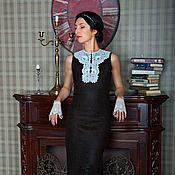 Одежда handmade. Livemaster - original item Handmade Felted dress Voyage. Handmade.
