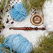 Материалы для творчества handmade. Livemaster - original item Crochet hook 9#37. Handmade.