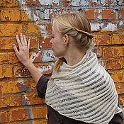 Аксессуары ручной работы. Ярмарка Мастеров - ручная работа Шаль-платок. Handmade.