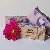 """Косметика ручной работы. Ярмарка Мастеров - ручная работа """"Violet"""" - натуральное мыло ручной работы. Handmade."""