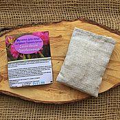 Косметика ручной работы handmade. Livemaster - original item Sagan-Dail face washcloth on the herbs of the Altai Mountains. Handmade.