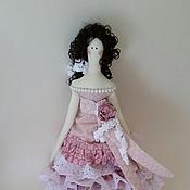 Куклы и игрушки ручной работы. Ярмарка Мастеров - ручная работа Милая леди. Handmade.