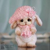 Куклы и игрушки handmade. Livemaster - original item Lily Bunny - knitted toy. Handmade.