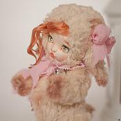 Куклы и игрушки ручной работы. Ярмарка Мастеров - ручная работа Овечка Долли, тедди долл. Handmade.