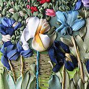 Картины и панно ручной работы. Ярмарка Мастеров - ручная работа картина Ирисы Ван Гога. Handmade.