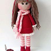 """Мягкие игрушки ручной работы. Ярмарка Мастеров - ручная работа Кукла """"Черри"""". Handmade."""
