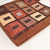 Сумки и аксессуары handmade. Livemaster - original item Shopper bag Gingerbread house, large bag, for documents, 164. Handmade.