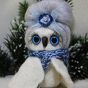 Куклы и игрушки handmade. Livemaster - original item Polar Owl. Handmade.