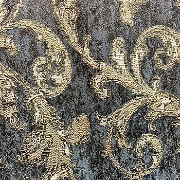 Текстиль ручной работы. Ярмарка Мастеров - ручная работа Шторы Ночная Венеция. Handmade.