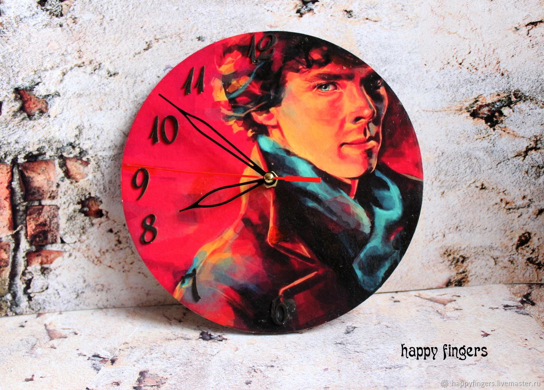 wall clock harry potter hogwarts harry potter  купить на