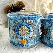Для дома и интерьера handmade. Livemaster - original item Warmer for a Cup
