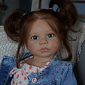 Куклы и игрушки ручной работы. Ярмарка Мастеров - ручная работа Кукла реборн Элиза №4. Handmade.