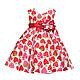 Одежда для девочек, ручной работы. Ярмарка Мастеров - ручная работа. Купить Детское платье. Handmade. Детское платье, платье из хлопка