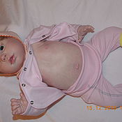 Куклы Reborn ручной работы. Ярмарка Мастеров - ручная работа Кукла реборн Александра. Handmade.