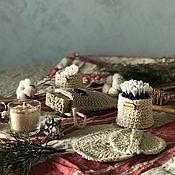 Комплекты аксессуаров для дома ручной работы. Ярмарка Мастеров - ручная работа Набор для ванной. Handmade.