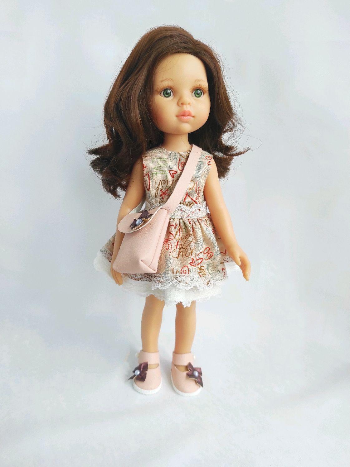 Виниловая кукла Paola Reina, Куклы и пупсы, Кемерово,  Фото №1
