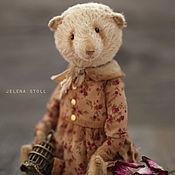 """Куклы и игрушки ручной работы. Ярмарка Мастеров - ручная работа Мишка """"Maricel """". Handmade."""