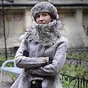 Одежда handmade. Livemaster - original item Handmade Felted jacket Russian winter. Handmade.