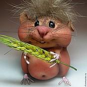 Куклы и игрушки handmade. Livemaster - original item Hamster. Handmade.
