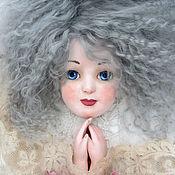 Материалы для творчества ручной работы. Ярмарка Мастеров - ручная работа Личико и ручки  для куклы и тедди долл. Handmade.
