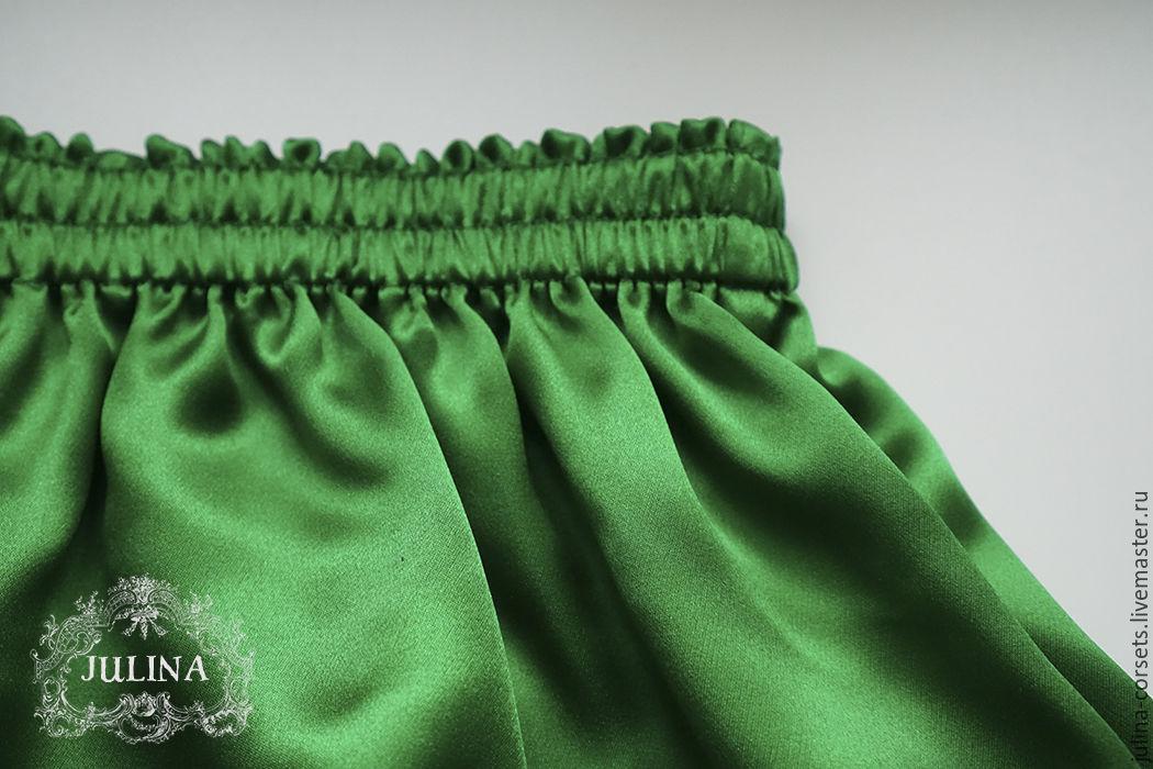 Шелковые панталоны фото
