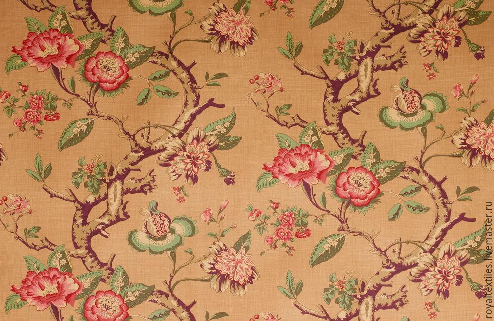 Премиальная английская ткань Titley & Marr Англия  Эксклюзивные и премиальные английские ткани, знаменитые шотландские кружевные тюли, пошив портьер, а также готовые шторы и декоративные подушки.