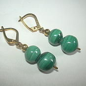 Украшения handmade. Livemaster - original item Elegant earrings