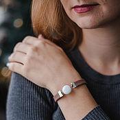 Украшения handmade. Livemaster - original item Bracelet stones silver as a gift to a woman. Handmade.