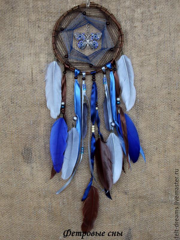 "Ловец снов ""Кимэма"" (с индейского-бабочка), Ловцы снов, Магнитогорск, Фото №1"