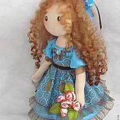 Куклы и игрушки ручной работы. Ярмарка Мастеров - ручная работа Кукла ЭЛИС. Handmade.