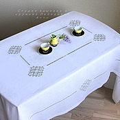 Для дома и интерьера handmade. Livemaster - original item Tablecloth 8 the Kuban ( towels optional). Handmade.