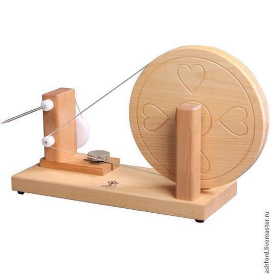Другие виды рукоделия ручной работы. Ярмарка Мастеров - ручная работа. Купить Прялка Чарка. Handmade. Золотой, прялка чарка