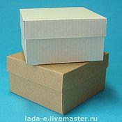 Sewing accessories handmade. Livemaster - original item Box. Handmade.