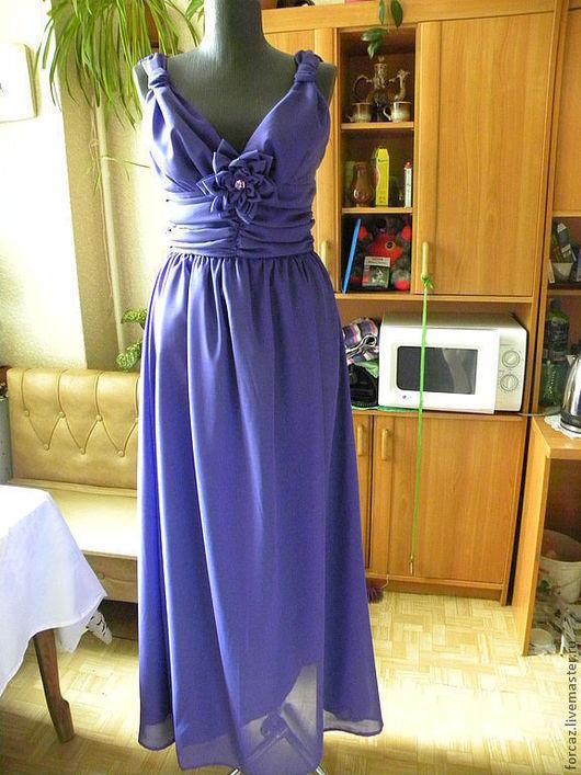 Платья ручной работы. Ярмарка Мастеров - ручная работа. Купить Платье  в стиле ампир. Handmade. Авторское платье