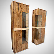 Для дома и интерьера handmade. Livemaster - original item Display Cabinet solid wood. Handmade.