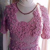 """Одежда ручной работы. Ярмарка Мастеров - ручная работа Блуза """"Розовая сирень"""". Handmade."""