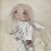 Куклы и игрушки handmade. Livemaster - original item Angel. Mishutka. Handmade.