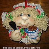 Куклы и игрушки ручной работы. Ярмарка Мастеров - ручная работа Кукла-попик Оберег на удачу. Handmade.