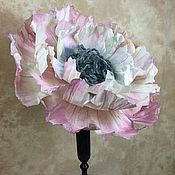 Свадебный салон ручной работы. Ярмарка Мастеров - ручная работа Большие цветы из бумаги. Handmade.