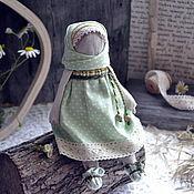 """Куклы и игрушки ручной работы. Ярмарка Мастеров - ручная работа Кукла для сна """"Полевые травы и ромашка"""".. Handmade."""