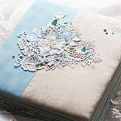 handmade. Livemaster - original item Custom wedding photo album. Handmade.