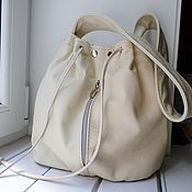Сумки и аксессуары handmade. Livemaster - original item Women`s Leather Bag Summer. Handmade.