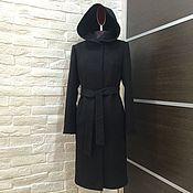"""Одежда ручной работы. Ярмарка Мастеров - ручная работа Пальто """"Классическое"""" с капюшоном. Handmade."""