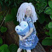 Куклы и пупсы ручной работы. Ярмарка Мастеров - ручная работа Кукла-эльф. Handmade.