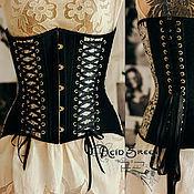 """Одежда ручной работы. Ярмарка Мастеров - ручная работа Корсет """" Cotton lace"""". Handmade."""