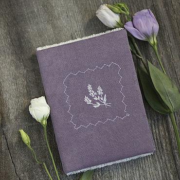 Stationery handmade. Livemaster - original item Passport cover. Handmade.